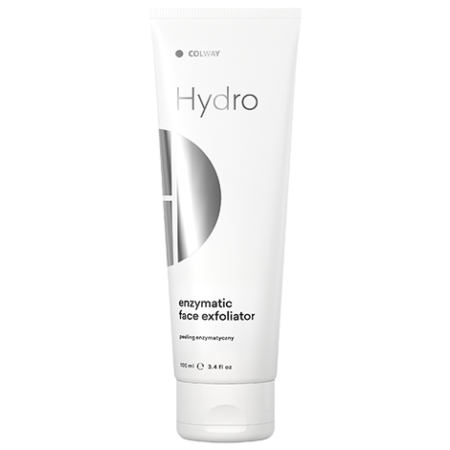 Enzymatic face exfoliator