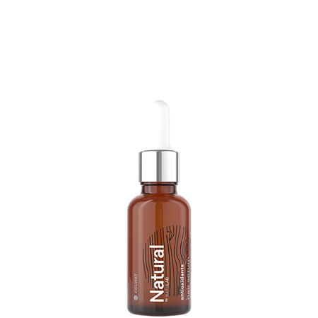 Hair serum - antioxidants
