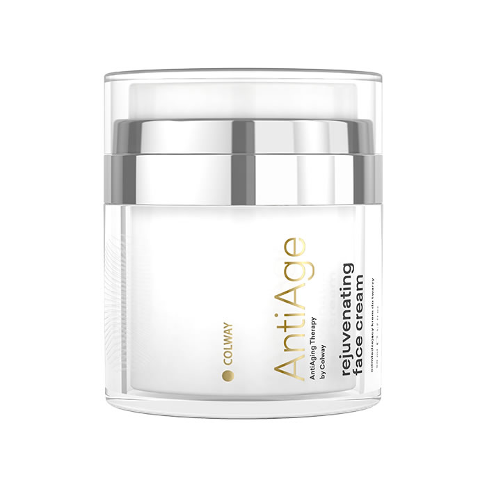 Rejuvenating face cream